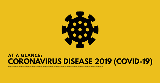 At a Glance: Coronavirus Disease 2019 (COVID-19)